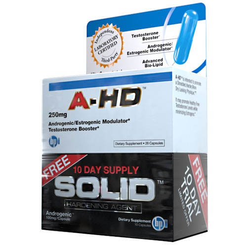 BPI Sports A-HD Plus SOLID