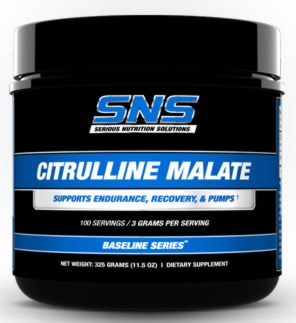 Citrulline Malate, 325 Grams 899773000924
