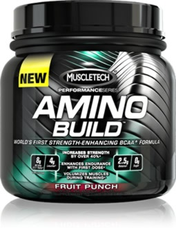 Muscletech AMINO BUILD, 30 Servings