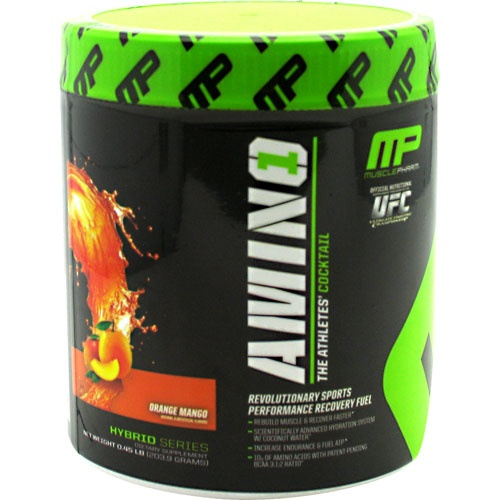 Amino 1, 15 Servings, Glacier Breeze Flavor 713757371339