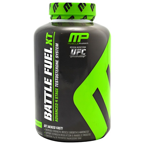 Muscle Pharm Battle Fuel XT, 160 Capsules