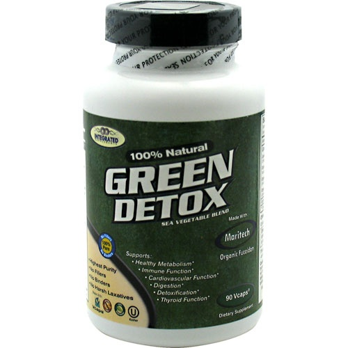 Integrated Supplements Green Detox, 90 Capsules