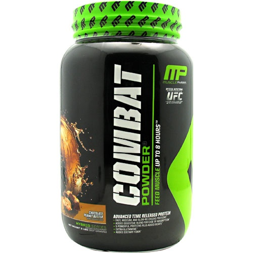 Combat, 2 Pounds, Choclate Peanut Butter Flavor 736211050472