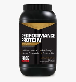Force Factor Performance Protein, 2.2 Pounds