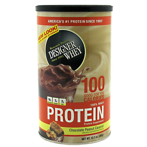 DESIGNER WHEY, 12.7 Ounces, Chocolate Flavor 844334001308