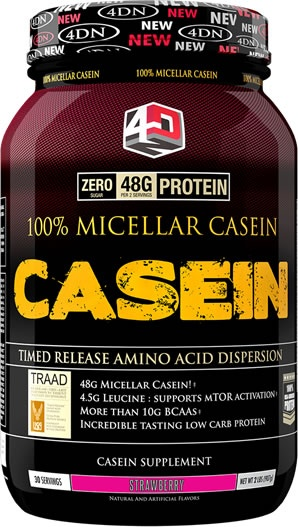 4 Dimension Nutrition Casein, 2 Pounds