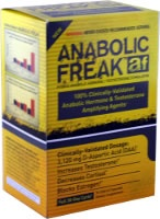 Pharma Freak ANABOLIC FREAK, 96 Capsules