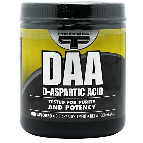 D-Aspartic Acid, 300 Grams 811445020160