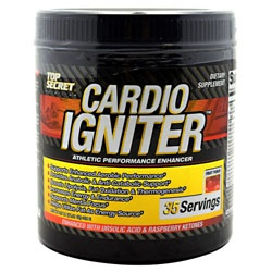 Cardio Igniter, 35 Servings, Fruit Punch 35 Serv. Flavor 858311002622