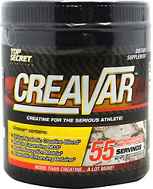 Top Secret Nutrition Creavar