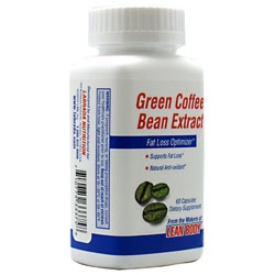 Labrada Green Coffee Bean Extract, 60 Capsules