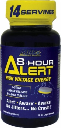 MHP 8-Hour Alert, 14 Tablets