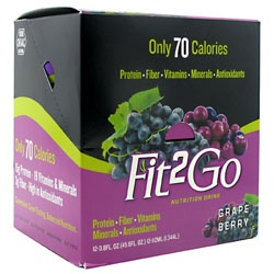 Fit2Go Liquid Protein Shots