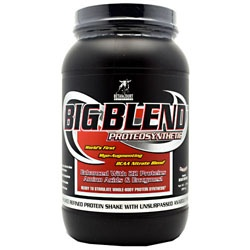 Big Blend, 2 Pounds, Chocolate Flavor 857487003228
