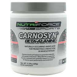 Nutriforce Sports CarnoSyn Beta-Alanine, 320 Grams