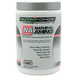 Nutriforce Sports Natural Amino, 300 Grams