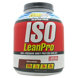 Iso LeanPro, 5 Pounds, Chocolate Flavor 710779112995