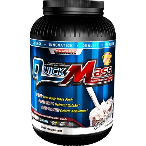 Allmax Nutrition QUICKMASS, 3.3 Pounds