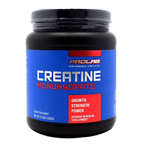 Creatine Monohydrate, 1000 Grams 750902102288