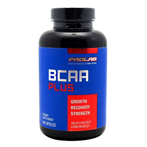 Prolab BCAA Plus, 180 Capsules