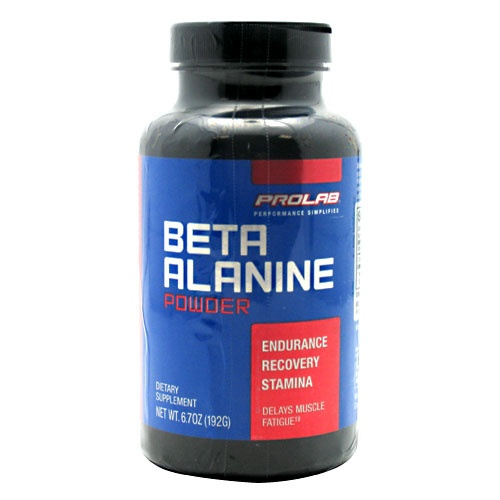 Prolab Beta Alanine Powder, 120 Servings