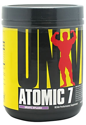 Universal Nutrition Atomic 7, 30 Servings