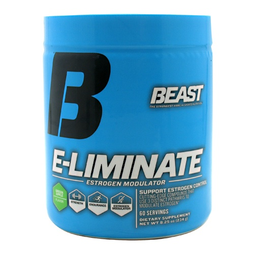 Beast Sports E-Liminate, 60 Servings