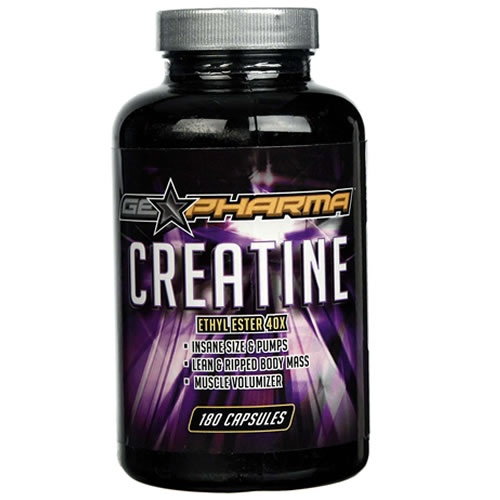 GE Pharma Creatine Ethyl Ester