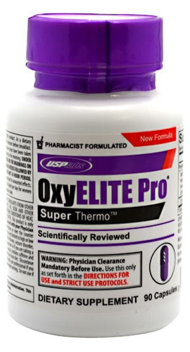 USP Labs OxyElite Pro Super Thermogenic, 90 Capsules