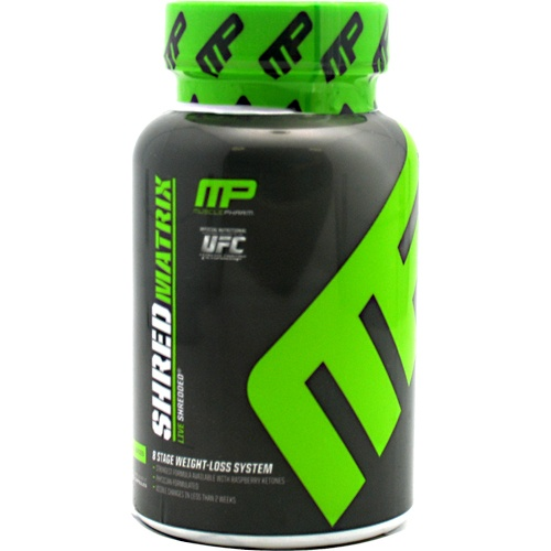 Muscle Pharm Shred Matrix, 60 Capsules