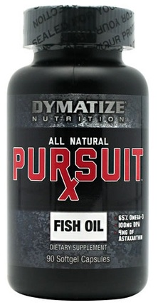 Pursuit Rx All Natural Fish Oil