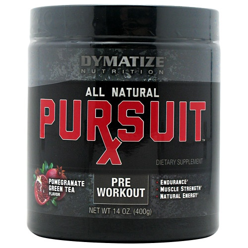 All Natural Pre-Workout, 40 Servings, Pomegranate Green Tea Flavor 705016900541