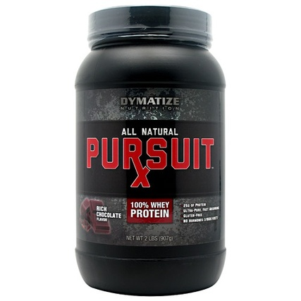 Pursuit Rx 100% Whey Protein, 2 Pounds