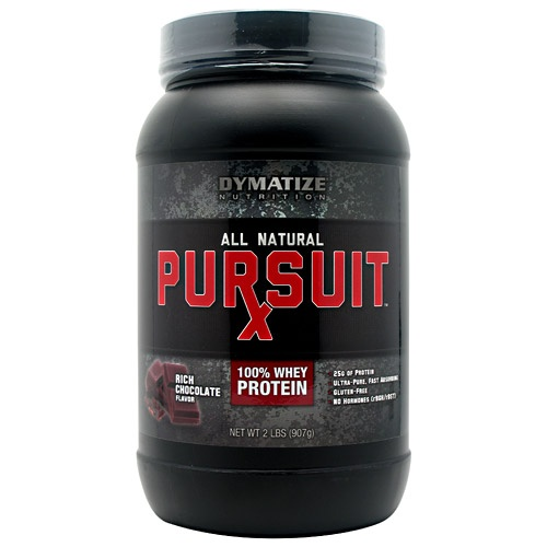 Pursuit Rx 100% Whey Protein