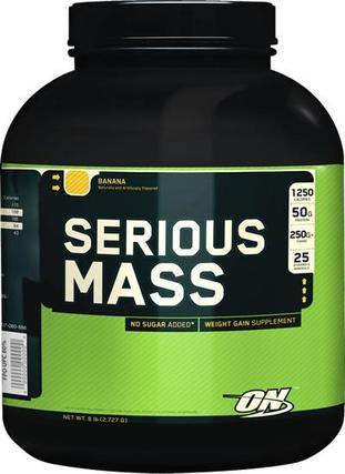 Optimum Nutrition Serious Mass, 6 Pounds