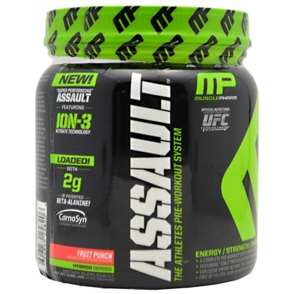 Muscle Pharm Hybrid Series Assault, 30 Servings