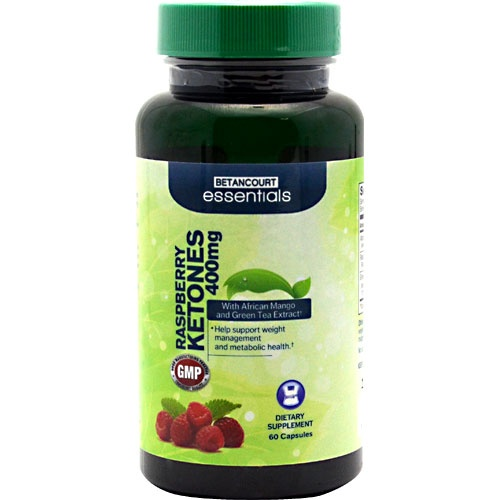 Betancourt Essentials Raspberry Ketones