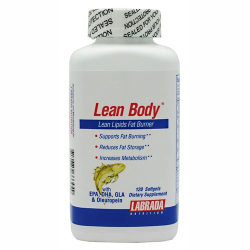 Labrada Lean Body Lean Lipids, 120 Softgels