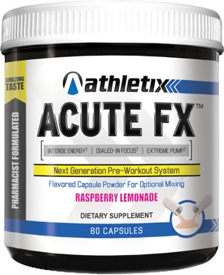 Athletix Nutrition Acute-FX
