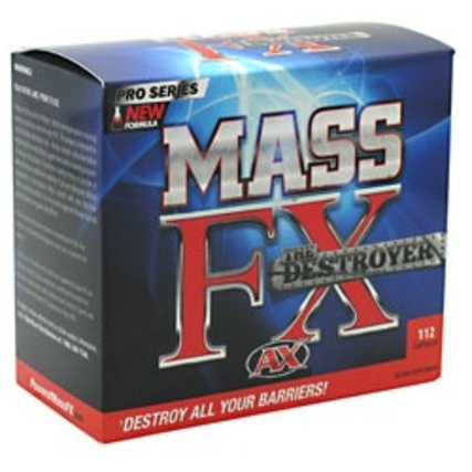 Athletic Xtreme (AX) MASS FX, 112 Capsules