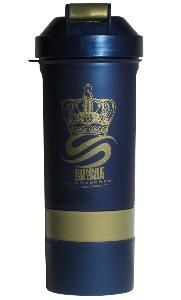 SmartShake Ronnie Colman 27oz Blue/Gold