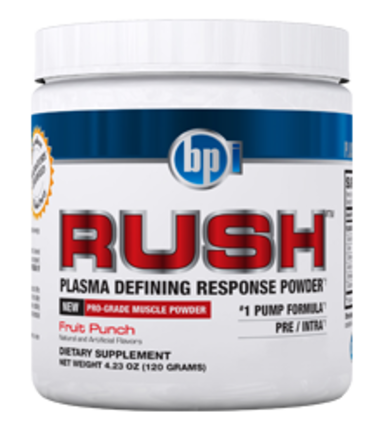 BPI Sports Rush, 120 Grams
