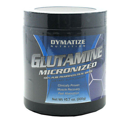 Dymatize Glutamine Micronized, 300 Grams