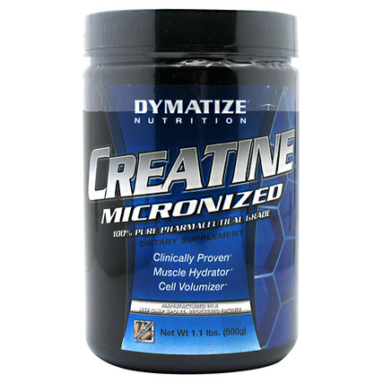 Dymatize Micronized Creatine, 500 Grams