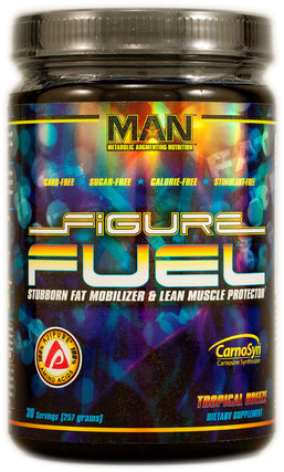 MAN Sports Figure Fuel