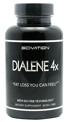 Scivation Dialean 4x, 90 Tablets