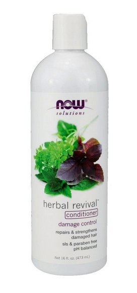 Natural Herbal Revival Conditioner, 16 Fluid Ounces 733739082121