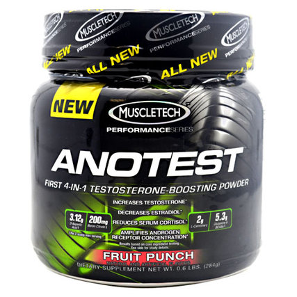 Muscletech Anotest, 40 Servings