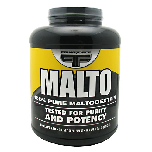 Malto, 4 Pounds, Unflavored Flavor 811445020283