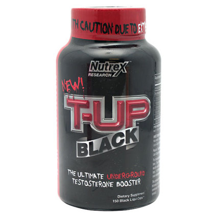 Nutrex T-UP BLACK, 150 Liquid Capsules